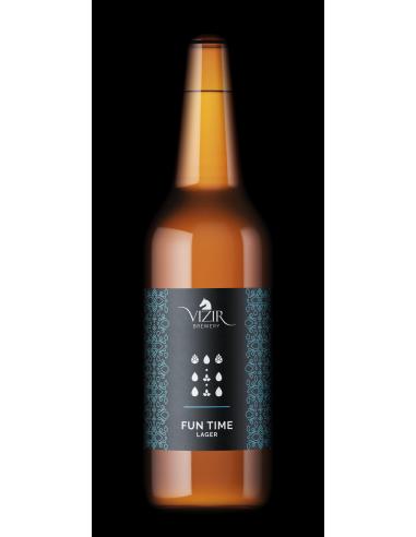 Svetlo pivo Fun time - lager