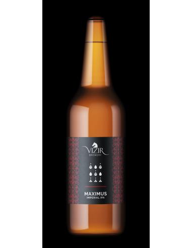 Močno pivo Maximus - imperial IPA