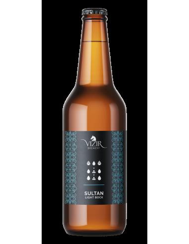 Svetlo pivo Sultan - light bock