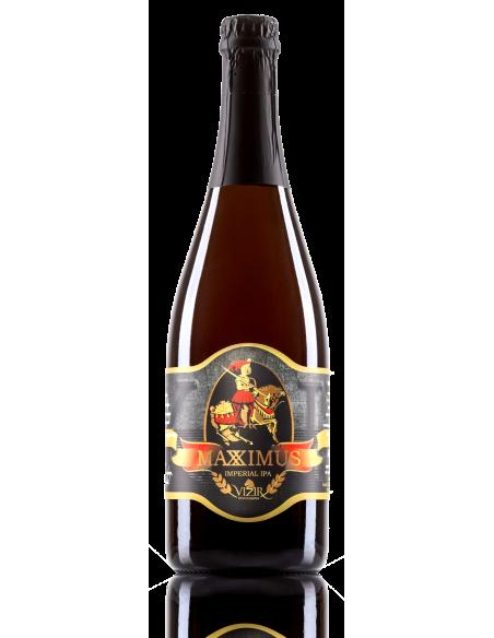 Močno pivo Maximus 0, 75 L - imperial IPA