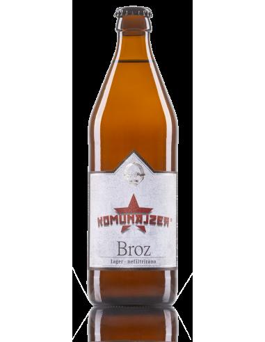 Svetlo pivo Broz - lager