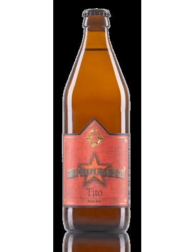 Svetlo pivo Tito - pale ale