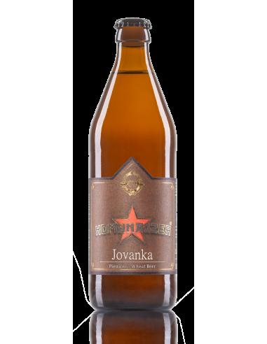Jovanka - pšenično pivo
