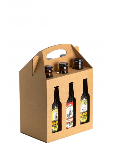 Mali darilni šestorček piva Vizir ( 6...