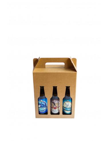 Veliki darilni trojček piva Vizir ( 3...